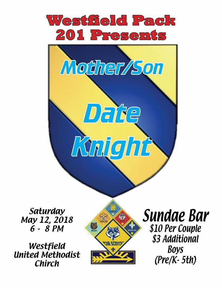 "Mother/Son Date ""Knight"""