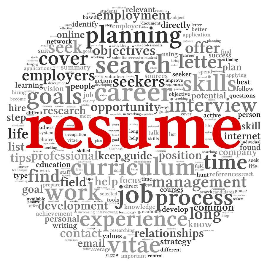 resume  u0026 interview skills workshop