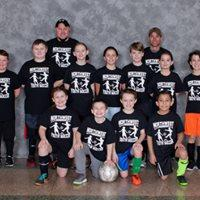 3rd-5th Grades' League Black Team Coaches: Gavin Emery & Chris Truitt Sponsor: Mason Funeral Home