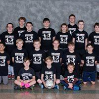 6th-8th Grades' League Black Team Coaches: Nate Culbreth & Dylan Scriven Sponsors: Community Bank, Holiday Motel & Westfield Family Physicians