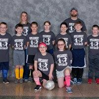 3rd-5th Grades' League Grey Team Coaches: Chris & Shannon Baum Sponsor: Howard Hanna Holt Real Estate