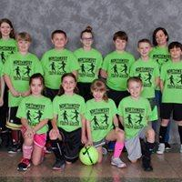 3rd-5th Grades' League Lime Green Team Coaches: Sarah Culver, Amelia & Ani Duffee Sponsor: Studio 64