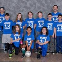 3rd-5th Grades' League Royal Blue Team Coaches: Matthew & Jimmy Wolfe Sponsor: Coronado Stone Products