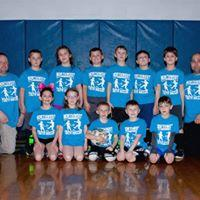 1st-3rd Grades' League Teal Team Coaches: James Simpson & Jake Stahley Sponsor: Simpson Electric