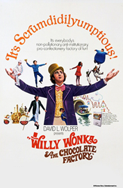 """Willy Wonka & the Chocolate Factory"""