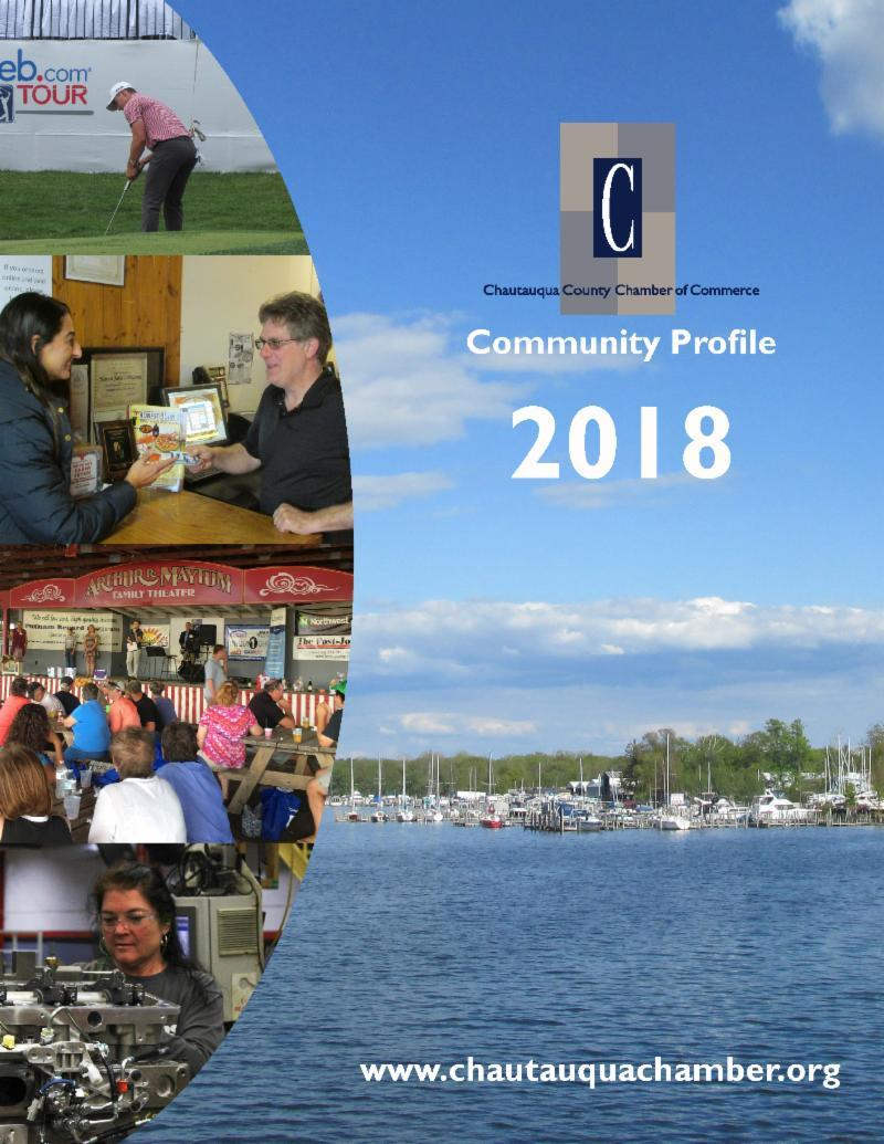 2018 Community Profile Cover