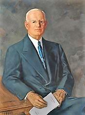A painting of Dan Reed.