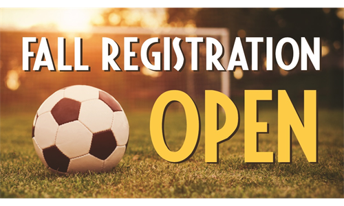 Fall Local Youth Soccer Signups