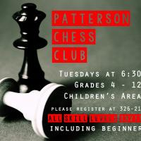 Patterson Junior Chess Club