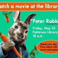 "Movie Day: ""Peter Rabbit"""