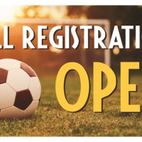 Fall Local Youth Soccer Registration