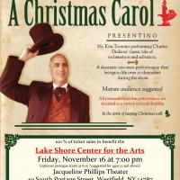 A Christmas Carol - Live One Man Show