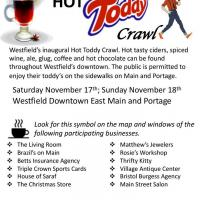 Hot Toddy Crawl