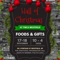 Hall of Christmas at YWCA of Westfield