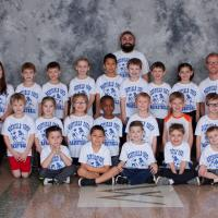 2019-2020 First Graders Clinic