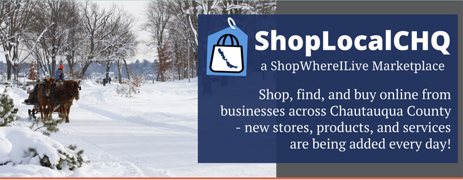 Shop Local Chautauqua
